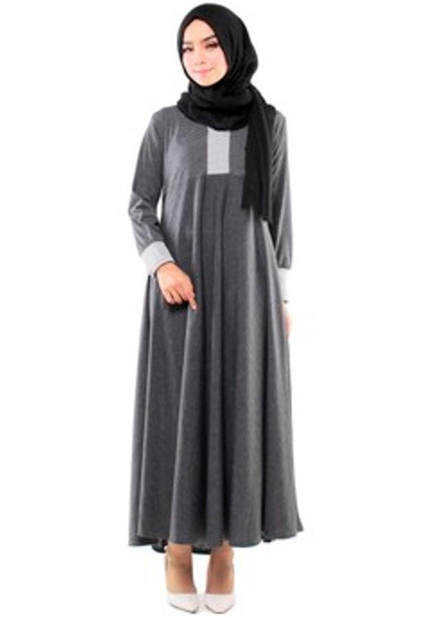 Baju Gamis Model Sekarang Kaos Katun Segala Kondisi